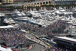 May 26, 2018 - Monte Carlo, Monaco - Motorsports: FIA Formula One World Championship 2018, Grand Prix of Monaco, ..#11 Sergio Perez (MEX, Sahara Force India F1 Team) (Credit Image: © Hoch Zwei via ZUMA Wire)