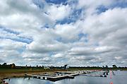 2005 FISA World Cup, Dorney Lake, Eton, ENGLAND, 26.05.05. [Thursday pm] Start Area men's single race..Photo  Peter Spurrier. .email images@intersport-images...[Mandatory Credit Peter Spurrier/ Intersport Images] Rowing Course, Dorney Lake