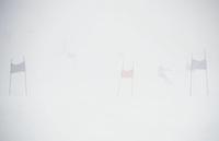 U14 racers Gus Pitou Memorial alpine ski race January 13, 3013.