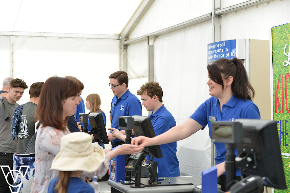 Lincolnshire Co-op at the 2016 Lincolnshire Show.<br /> <br /> Picture: Jane Harrison/Chris Vaughan Photography<br /> Date: June 22, 2016