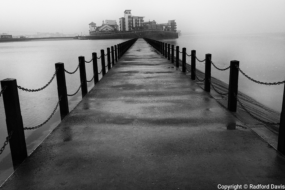 Causeway, Weston-super-Mare, England