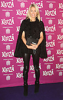 Caroline Stanbury, Cirque du Soleil: Kooza - press night, Royal Albert Hall, London UK, 06 January 2015, Photo by Richard Goldschmidt