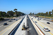 405 Freeway Widening Project In Irvine