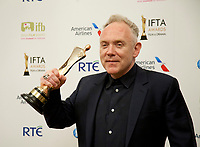 Director Richie Smyth at the 2017 IFTA Film & Drama Awards at the Round Room of the Mansion House, Dublin,  Ireland Saturday 8th April 2017.