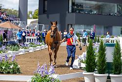 Garcia Mena Jose Antonio, ESP, Sorento 15, 124<br /> Olympic Games Tokyo 2021<br /> © Hippo Foto - Dirk Caremans<br /> 23/07/2021