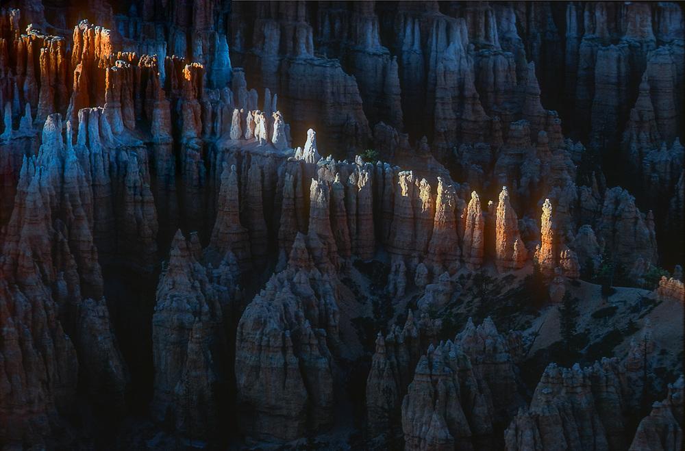 Morning light, Bryce Canyon National Park, Utah, USA