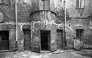 Ulica Kanonicza w Krakowie, połowa lat 70. XX wieku