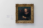 Annie Swynnerton's oil portrait of the suffragist, Millicent Fawcett is displayed at Tate Britain art gallery on 2nd February 2018 in London, England, United Kingdom, to mark the centenary anniversary of of the Representation of the People Act, which gave women over 30 the right to vote. The suffragist, Fawcett was a political and union leader and writer known for her work as a campaigner for women to have the vote. Swynnerton was a pioneering artist, one of the first women to be elected a member of the Royal Academy of Arts and a strong advocate of women's rights.