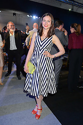 SOPHIE ELLIS-BEXTOR at the Maserati Levante VIP Launch party held at the Royal Horticultural Halls, Vincent Square, London on 26th May 2016.