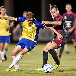 ADELAIDE, AUSTRALIA - SEPTEMBER 23:  during the Series Futsal Australia Group B match between South Brisbane FC and Fitzroy FC on September 24, 2017 in Adelaide, Australia. (Photo by South Brisbane FC / Patrick Kearney)