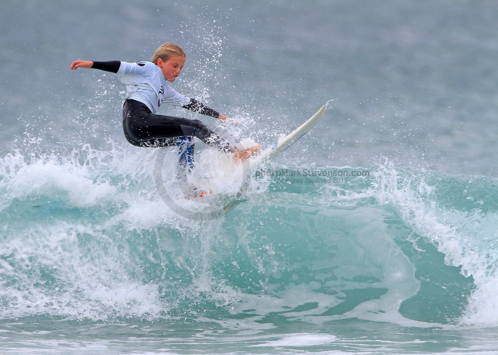 South Island Grom Series #2<br /> Event 2 of the South Island Grom Series was held at the iconic St Clair beach in Dunedin. A 0.5m east swell with offshore winds greeted the 50 odd grommets. <br /> Results<br /> U12 Girls<br /> 1st Eden Hungerford (NW)<br /> 2nd Ana Tau (NS)<br /> 3rd Lenka Cargill (BBC)<br /> 4th Ava O'Malley (NW)<br /> 5th Anika Rudolph (NW)<br /> U12 Boys<br /> 1st Alexis Owen (SC)<br /> 2nd Benji Lowen (PST)<br /> 3rd Travis Henderson (NW)<br /> 4th Hamua Tau (NS)<br /> U14 Girls<br /> 1st Misha Peyroux (SC)<br /> 2nd Amelie Wink (PST)<br /> 3rd Eden Hungerford (NW)<br /> 4th Ana Tau (NS)<br /> 5th Blaise Lyons (KSG)<br /> U14 Boys<br /> 1st Tyler Perry (KSG)<br /> 2nd Jack Tyro (PST)<br /> 3rd Tom Robertson (NW)<br /> 4th Jack McKenzie (NS)<br /> U16 Girls<br /> 1st Ava Henderson (NW)<br /> 2nd Anika Ayson (SC)<br /> 3rd Leah Wilson (NW)<br /> 4th Misha Peyroux (SC)<br /> U16 Boys <br /> 1st Jai Oakley (NS)<br /> 2nd Koby Cameron (NS)<br /> 3rd Dara O'Malley (NW)<br /> 4th Reuben Lyons (KSG)<br /> U18 Girls<br /> 1st Ava Henderson (NW)<br /> 2nd Eve Findlay (Kahuna)<br /> 3rd Leah Wilson (NW)<br /> 4th Anika Ayson (SC)<br /> U18 Boys <br /> 1st Jai Oakley (NS)<br /> 2nd Luke Rogers (SC)<br /> 3rd Ruben Peyroux (SC)<br /> 4th Maddy Barclay (SC
