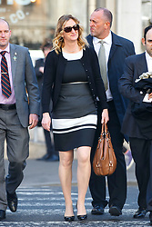 © Licensed to London News Pictures.15/03/2017.London, UK. CLAIRE BLACKMAN, wife of Sergeant Alexander Blackman, arrives at the Royal Courts of Justice in London, where a ruling was made in an appeal against the conviction of Sgt Blackman.  Also known as Marine A, Sgt Blackman's life sentence for the murder of a wounded Taliban fighter in Afghanistan in 2011 reduced to manslaughter.Photo credit: Tolga Akmen/LNP