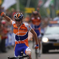 Sportfoto archief 2006-2010<br /> 2009<br /> Steven Kruiswijk werd Nederlands kampioen bij de renners onder de 23 jaar