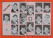 All Ireland Senior Hurling Championship Final, .06.09.1987, 09.06.1987, 6th September 1987, .Kilkenny v Galway, .Galway 1-12, Kilkenny 0-9,.06091987AISHCF, .Senior Kilkenny v Galway,.Minor Tipperary v Offaly,  ...O Mac Giolla Chainnigh, S Mac An Airchinnigh, S O Coimin, C O hAodha captain, A O Ceidigh, S O Linneain, P O Fiannaachta, A Mac Giolla Chainnigh, M O Neachtain, A O Cuinneagain, S O Cuana, B O Loingsigh, S O Mathuna, M Mac Craith, E O Riain,