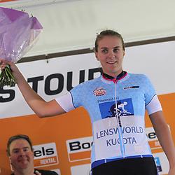 01-09-2017: Wielrennen: Boels Ladies Tour: Weert: Winanda Spoor