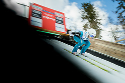Simon Ammann of Switzerland during Ski Flying Hill Individual Competition at Day 2 of FIS Ski Jumping World Cup Final 2018, on March 23, 2018 in Planica, Ratece, Slovenia. Photo by Ziga Zupan / Sportida