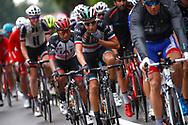 Fabio Aru (ITA - UAE Team Emirates) during the 101th Tour of Italy, Giro d'Italia 2018, stage 12, Osimo - Imola 213 km on May 17, 2018 in Italy - Photo Luca Bettini / BettiniPhoto / ProSportsImages / DPPI