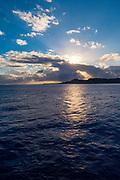 Sunrise, Aitutaki, , Aitutaki, Cook Islands, South Pacific