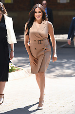 The Duchess of Sussex visits the University of Johannesburg - 1 Oct 2019