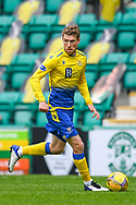 David Wotherspoon (#10) of St Johnstone FC during the SPFL Premiership match between Hibernian and St Johnstone at Easter Road Stadium, Edinburgh, Scotland on 1 May 2021.