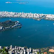 Lagoa Rodrigo de Freitas, Rio de Janeiro (BRA)