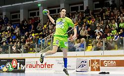 19.11.2016, BSFZ Suedstadt, Maria Enzersdorf, AUT, HLA, SG INSIGNIS Handball WESTWIEN vs HC LINZ AG, Grunddurchgang, 13. Runde, im Bild Philipp Seitz (WestWien) // during Handball League Austria, 13 th round match between SG INSIGNIS Handball WESTWIEN and HC LINZ AG at the BSFZ Suedstadt, Maria Enzersdorf, Austria on 2016/11/19, EXPA Pictures © 2016, PhotoCredit: EXPA/ Sebastian Pucher