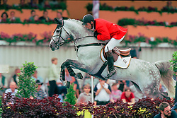 Philippaerts Ludo, BEL, Parco<br /> CHIO Aachen 2001<br /> © Hippo Foto - Dirk Caremans<br /> 15/06/2001