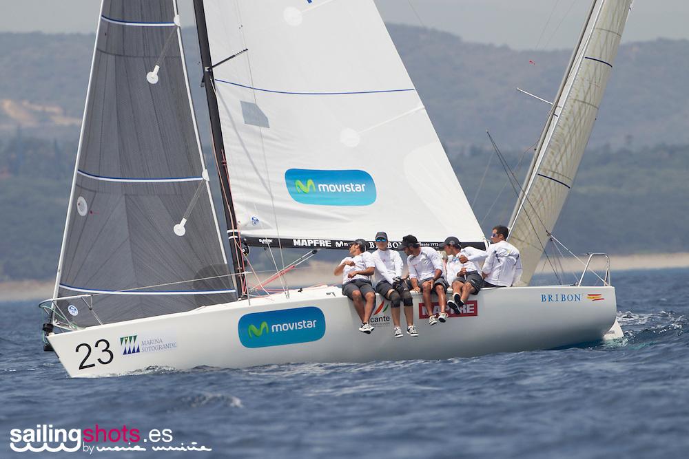 1 de julio de 2016, Última Jornada del Campeonato del Mundo de J80 Marina de Sotogrande./ Final day at the J80 Worlds Marina de Sotogrande.
