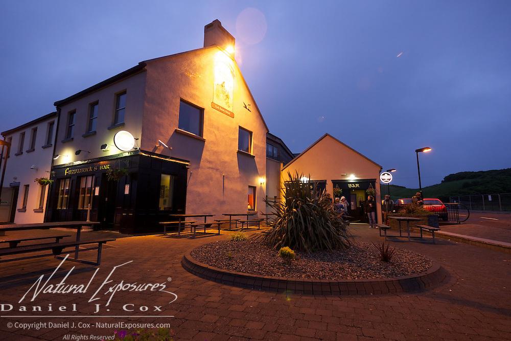 Fitzpatrick's Bar, Doolin, Ireland.
