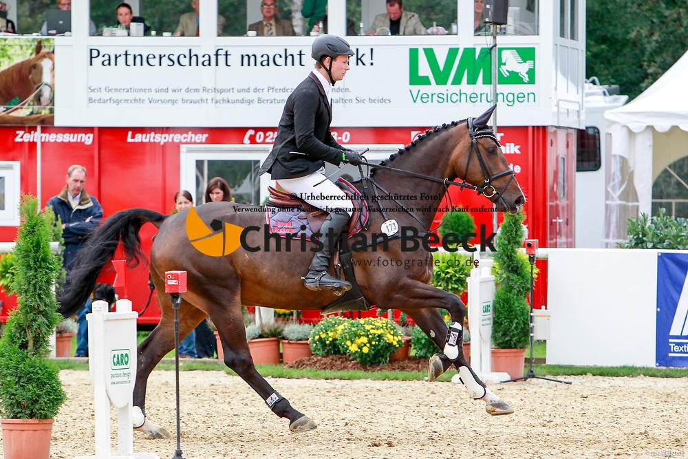 , Warendorf - Bundeschampionate  01. - 05.09.2010, Chalayan - Brose, Markus