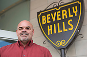 Todd Johnson, executive director of Beverly Hills Chamber of Commerce.
