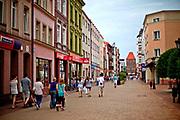 2011-07-08. Centrum Chojnic