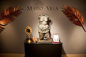 Mario Villa exhibit reception 2011