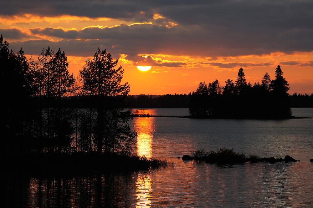 Oulanka, Finland.