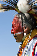 Indian Days in Browning, Montana.