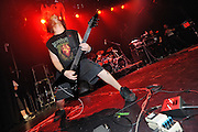 Vader performs at Gramercy Theater, New York City. November 7, 2009. (C) 2009 Chris Owyoung, all rights reserved