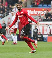 Cardiff City v Bristol City 160213