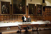 CHRISTOPHER RODGRIGUES CHAIR BOARD ALMEIDA; MIKE ATTENBOROUGH, The Almeida Theatre  celebrates Mike Attenborough's 11 brilliant years as Artistic Director. Middle Temple Hall,<br /> Middle Temple Lane, London, EC4Y 9AT