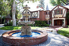 The Jackson Family compound in Encino CA which Joe Jackson purchased in 1971 - 1 July 2018