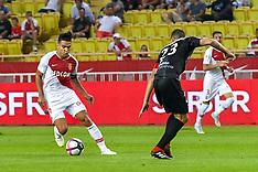 AS Monaco vs Nimes Olympique - 21 Sept 2018