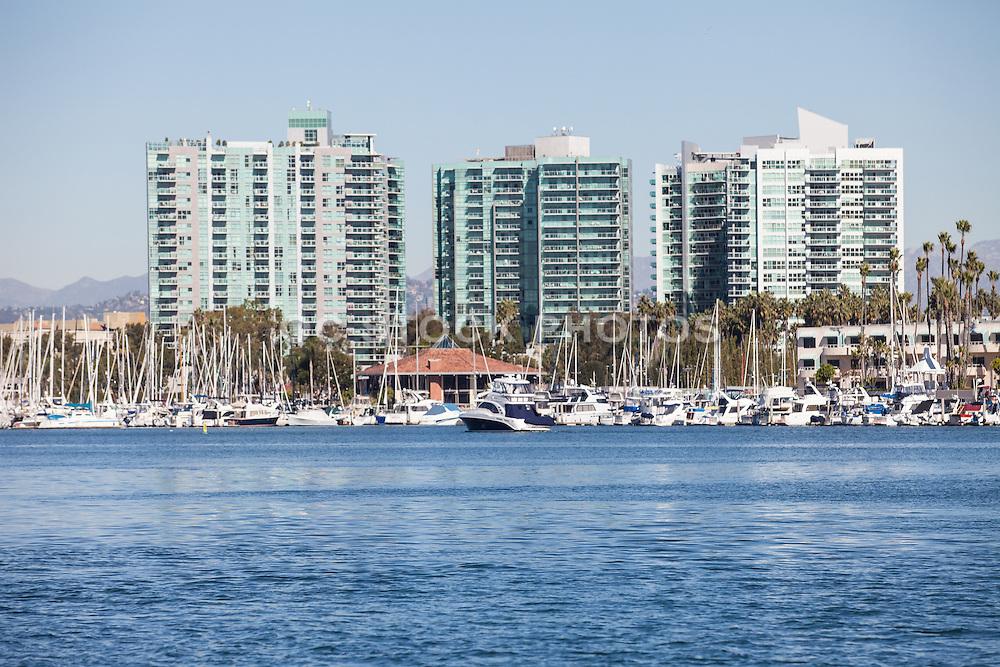 Marina Del Rey Los Angeles County California