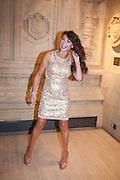 LIZZIE CUNDY, KOOZA, CIRQUE DU SOLEIL  Royal Albert Hall Kensington Gore London. 8 January 2012.