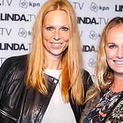 NLD/Amsterdam/20151026 - Lancering Linda TV, Patty Zomer en ........