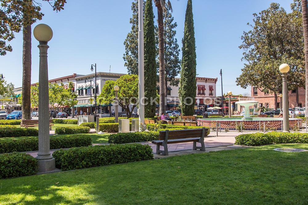 Orange Plaza Square Park