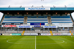 A general view of the Poplar Insulation stand at the Memorial Stadium  - Mandatory by-line: Ryan Hiscott/JMP - 14/08/2018 - FOOTBALL - Memorial Stadium - Bristol, England - Bristol Rovers v Crawley Town - Carabao Cup