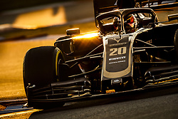 February 21, 2019 - Barcelona Barcelona, Espagne Spain - MAGNUSSEN Kevin (dnk), Haas F1 Team VF-19 Ferrari, action during Formula 1 winter tests from February 18 to 21, 2019 at Barcelona, Spain - Photo  Motorsports: FIA Formula One World Championship 2019, Test in Barcelona, (Credit Image: © Hoch Zwei via ZUMA Wire)