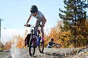 The third annual YXY Cross Cyclocross Race held at Mt Mac Stadium in Whitehorse, Yukon on September 14, 2019. A 15 minute event for kids, and then 30 and 45 minutes for the non-kids