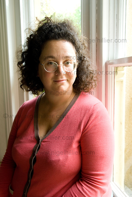 Author Sophie Hanna for the independent 2008