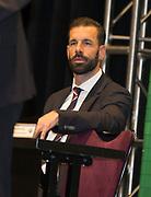 01/07/2018. Orlando, USA.  <br /> Press event to launch the 2018 Florida Cup.<br /> <br /> Dutch legend Ruud Van Nistelrooy. <br /> <br /> At  Universal Resort, Orlando.<br /> Pic: Mark Davison /PLPA
