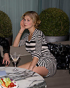 ROSAMUND PIKE, ESQUIRE Editor Jeremy Langmead hosts a Salon/ dinner in honour of Casey Affleck. SUKA at Sanderson Hotel, 15 Berners Street, London. 28 May 2008 *** Local Caption *** -DO NOT ARCHIVE-© Copyright Photograph by Dafydd Jones. 248 Clapham Rd. London SW9 0PZ. Tel 0207 820 0771. www.dafjones.com.